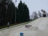 The dry slope