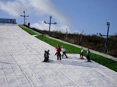 Knockhatch Ski & Snowboard Centre Snowboarding