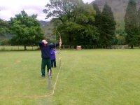 Archery involves a lot of technique