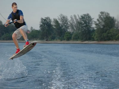 Wakeboarding In Gandía For 2 People 30 Min