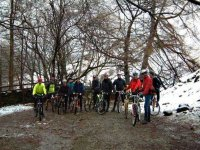 Mountain biking expedition