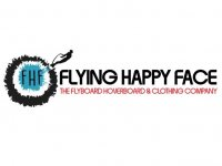 Flying Happy Face
