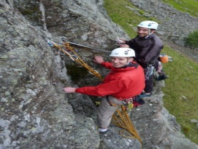 North East Mountaineering Climbing