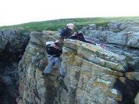 Sea Cliff Climbing