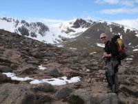 Hillwalking in the Cairngorms