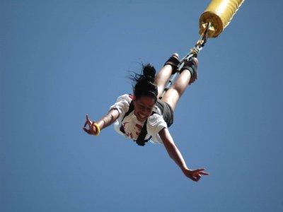 Bungee Jumping in Lloret de Mar