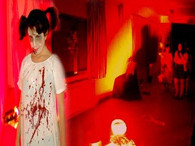 Terror House, Dark Toledo, themed adventure