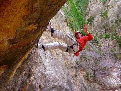 4-5h dry canyon trail, medium level
