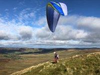 paragliding places