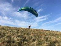 Paragliding school in Antrim