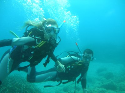 Initiation Diving Course PTRD, PADI or FEDAS