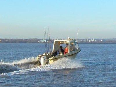 Liverpool Sailing Club Fishing