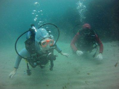 Centro de buceo Hespérides