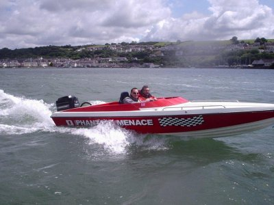 Liverpool Sailing Club Powerboating