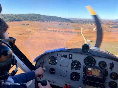 Piloto por un día