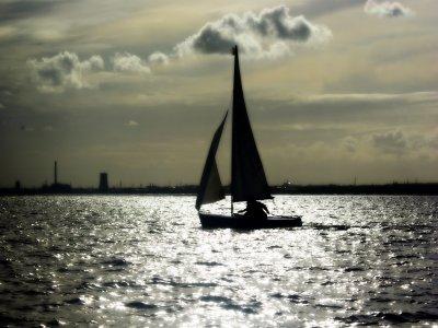 Liverpool Sailing Club Sailing