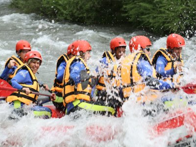 White Water Rafting and Lodging in Pont de Suert