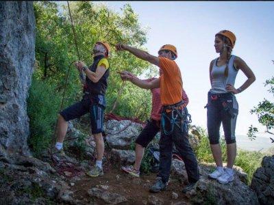 2 days climbing training course