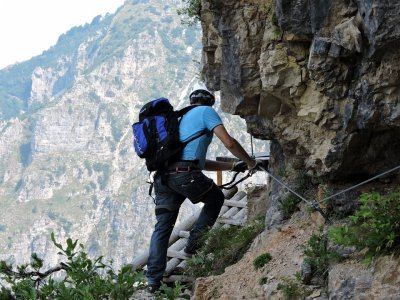 Climbing course + improvement