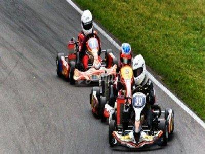Karting in Guardamar del Segura, 90 Minutes
