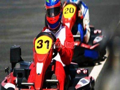 Karting in La Nucia children & adults, 90 mins