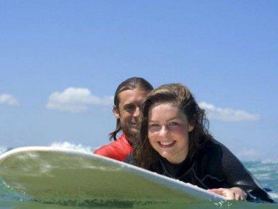 Escuela de surf La Curva