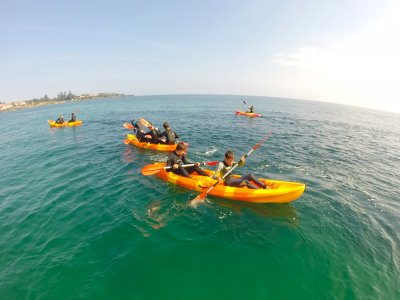 Kayaking trip Noja 2hrs