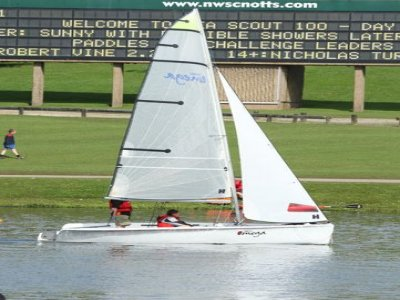 National Water Sports Centre Nottinghamshire