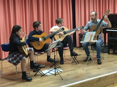 Colegio Internacional Eirís Campamentos de Música