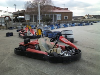 Speedy 270cc Kart in Jaén - 12' Race