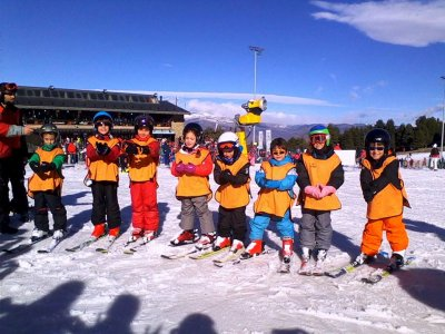 1-hour Private Ski Lesson in Masella