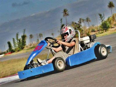 Karting F-100 in San Javier - 8 Minutes