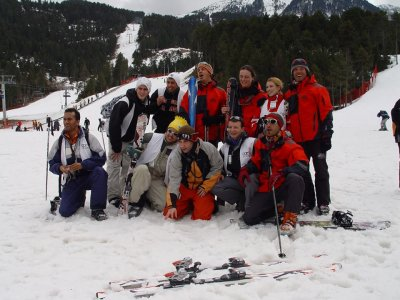 Ski Lesson For Groups in Masella 2 Hours