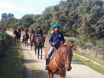 1h Horse Riding Tour + Bed&Breakfast
