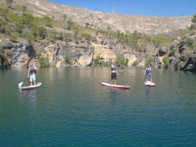 3h Level II Paddle Surfing, Descenso de las Juntas