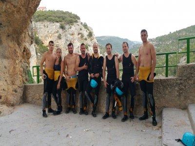 2 adventure activities + 1 night lodging in Cuenca
