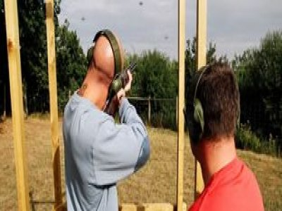 Southern Pursuits Clay Pigeon Shooting