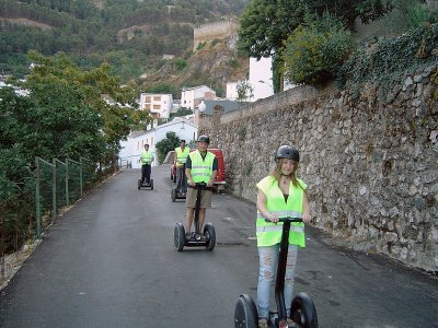 2-night Segway route in Cazorla