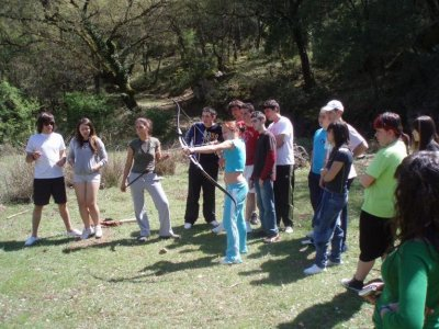Archery Session in the Cazorla Natural Park
