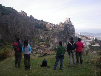 Tracking Gymkhana in Cazorla Natural Park