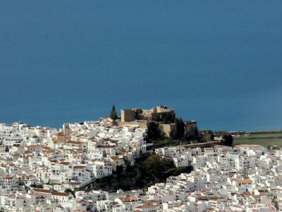 60min helicopter route over Granada's best spots
