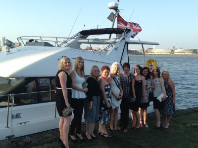 Liverpool Boat Charter