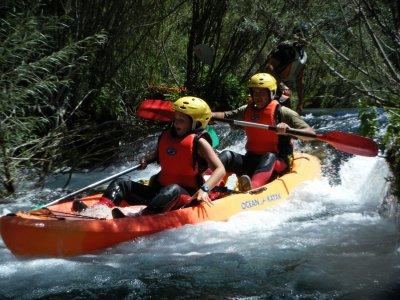 Multi adventure getaway Todos los Santos weekend