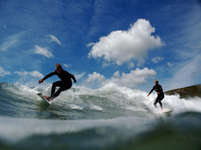 Big Blue Experience Surfing