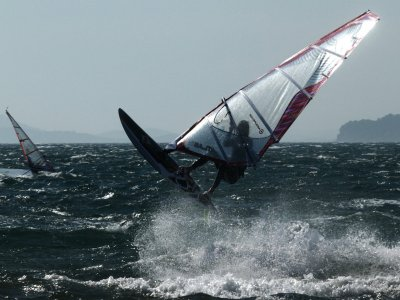 Liverpool Watersports Centre Windsurfing
