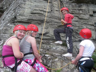 Active Spirit Abseiling