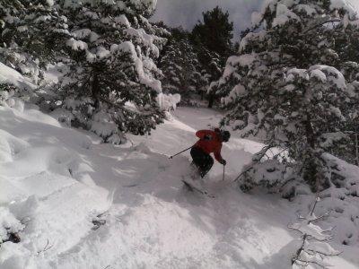 1-day Mountain skiing, Jacetania