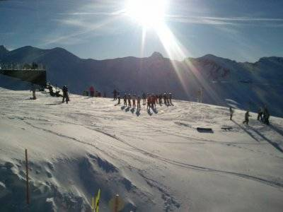 2 days skiing course, weekends and bank holidays