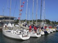 Elan 410 yachts.