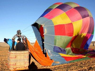 Hot Air Balloon Flight in Guadarrama + Hotel